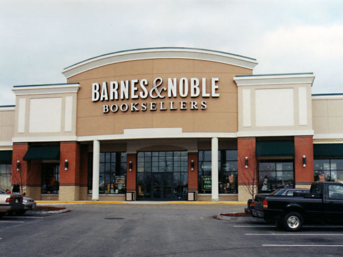 Meyer Masonry Barnes & Noble