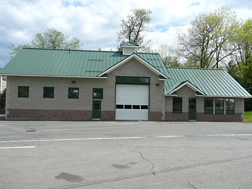 Meyer Masonry Fire Station