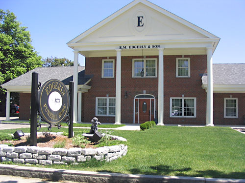 Meyer Masonry Edgerly Funeral Home